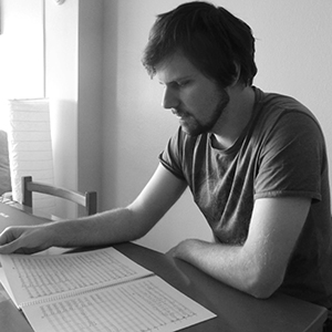 Eric Willy - music transcriber