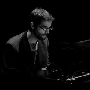 Joel González - sheet music transcription