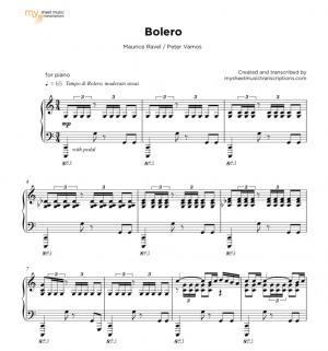 BOLERO RAVEL MUSICA PARA BAIXAR DE
