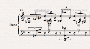 Music Transcription Software - piano transcribing fail