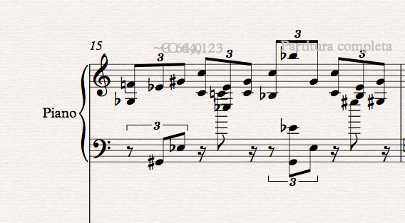 Music Transcription Software - piano transcribing fail