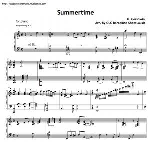 Summertime - Grashwin