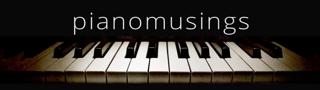 pianomusings sheet music transcription