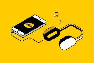 Discover New Music - Headphones