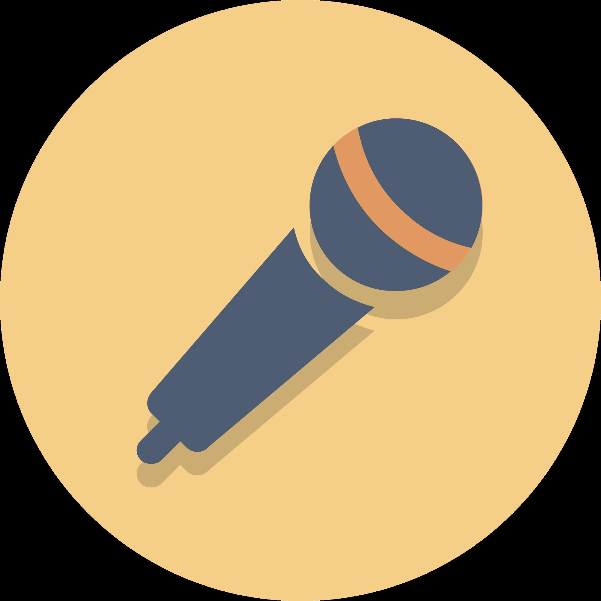 Piano & Vocal transcription service microphone