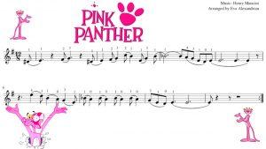 Scales - Pink Panter