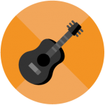 Guitar tab music transcription service