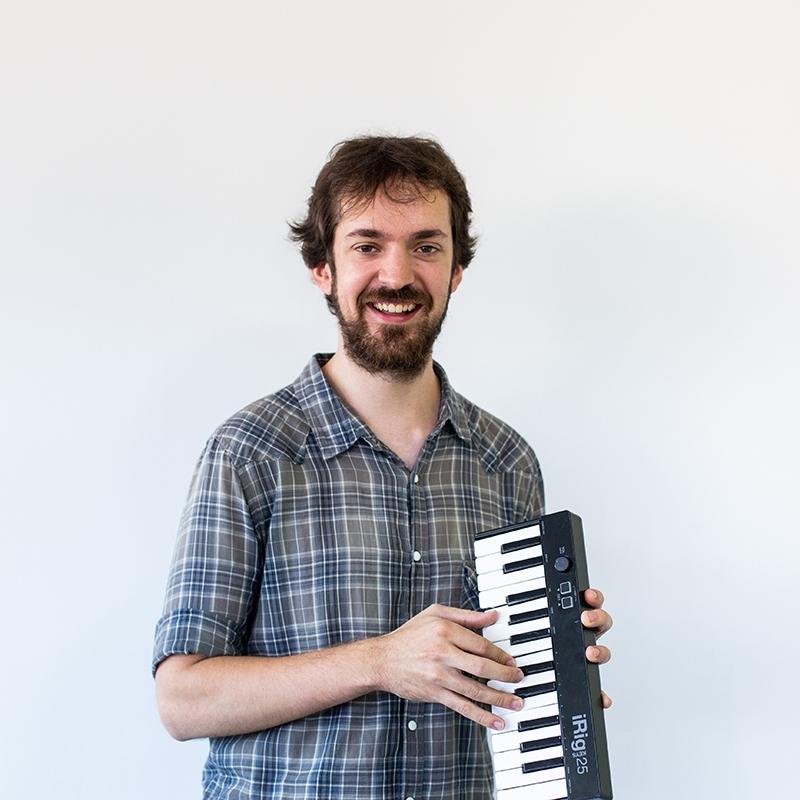 Music transcribers service - Marc - Piano