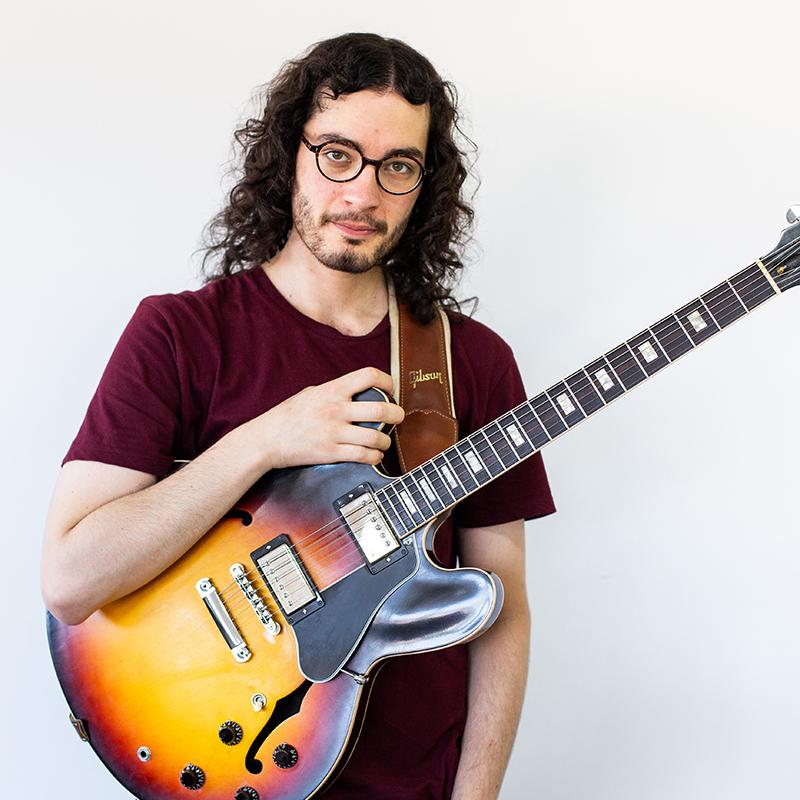 Music transcribers service - Pau - Guitar