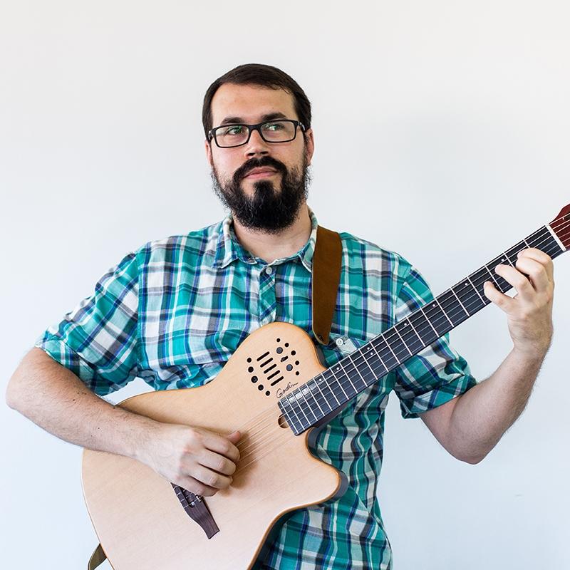 Music transcribers service - Victor - Guitar