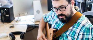 Guitar Transcription Service