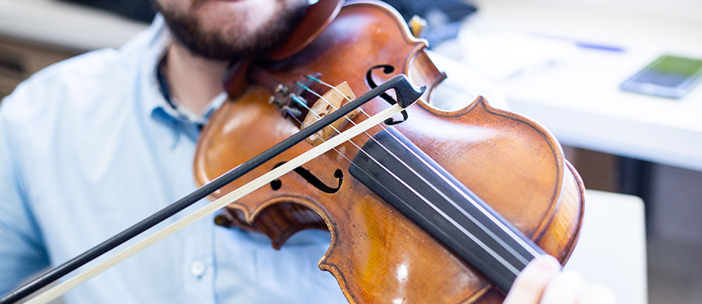 Violin Transcription Service