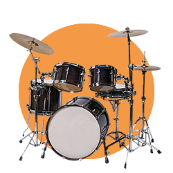 Drums Transcription Services