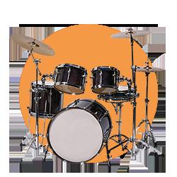 Drums Transcription Services