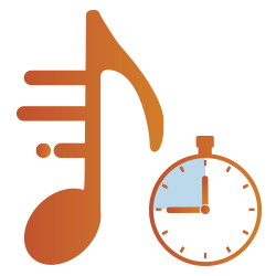 Fast turnaround time- Sheet music transcription service