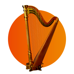 Harp Transcription Services