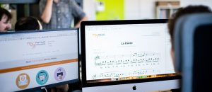 Professional sheet music transcribers