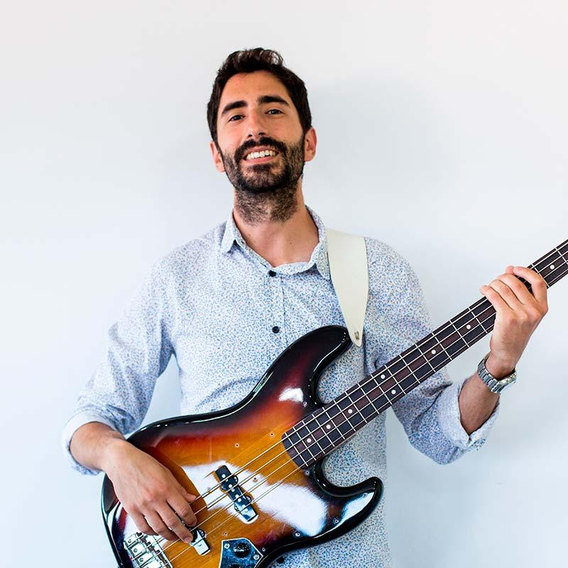 Professional sheet music transcribers - Xavi - Bass specialist