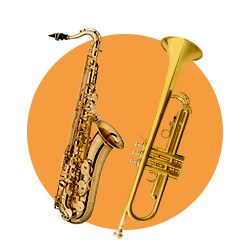 Horn sections Transcription Services