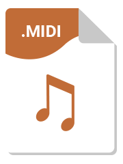Midi sheet music format - Sheet music transcription service