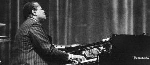 Oscar Peterson sheet music transcription - My Sheet Music Transcriptions