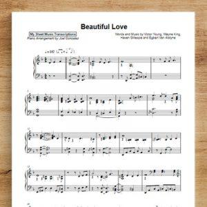 Beautiful Love - Joel Gonzalez