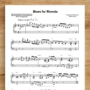 Blues for Rhonda - Gene Harris