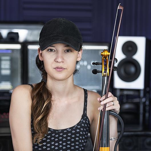 Caitlin de Ville sheet music transcription - My Sheet Music Transcriptions