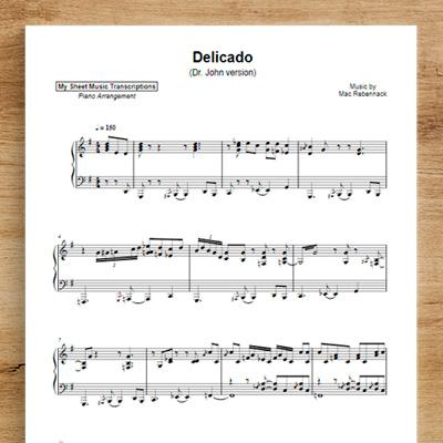 Delicado - Dr. John