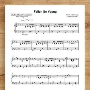 Fallen So Young - Declan Donovan - Declan Donovan