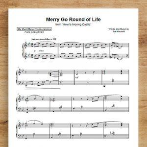 Merry Go Round of Life