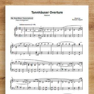 Tannhäuser Overture [excerpt]