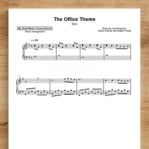 The Office Theme [easy]