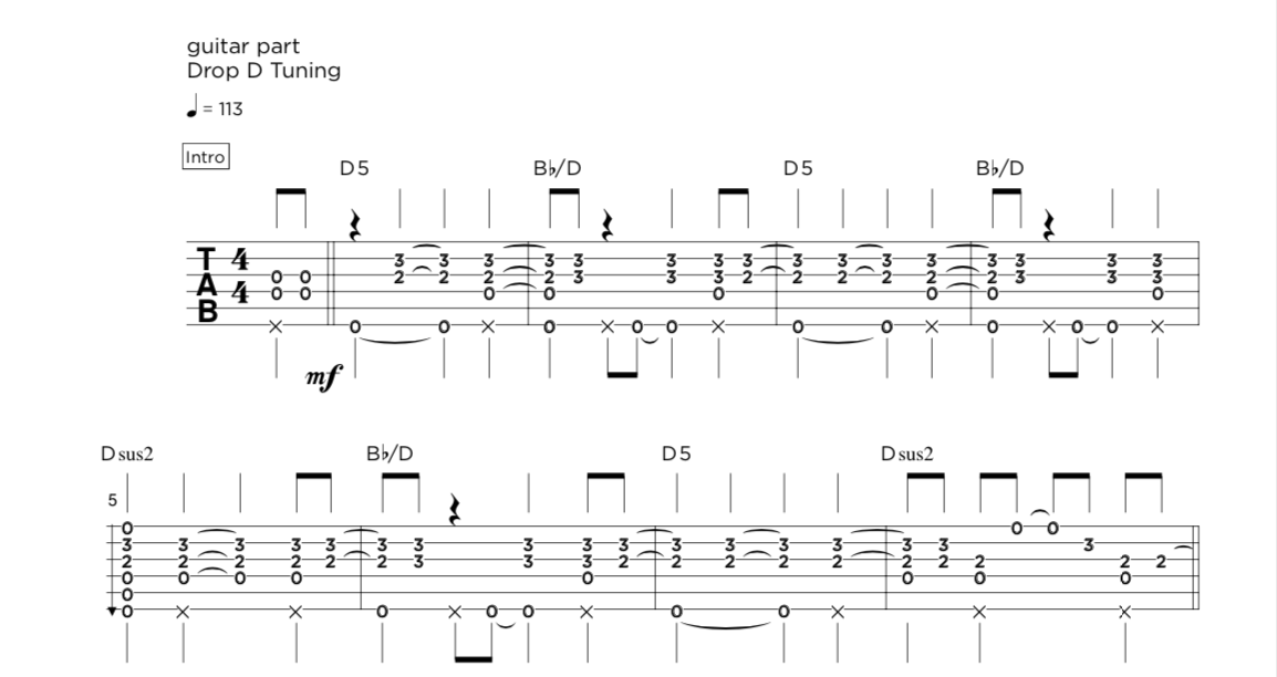 Custom and alternative tunings